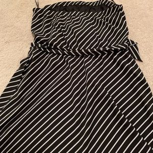 Black and white Express Dress Size L